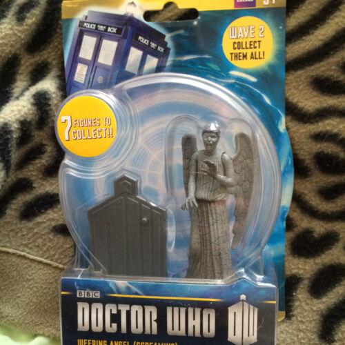 Doctor Who Wave 2 llorando Angel gritando 3.75 pulgadas Figura