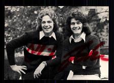 Phil und John Autogrammkarte Original Signiert ## BC 75744