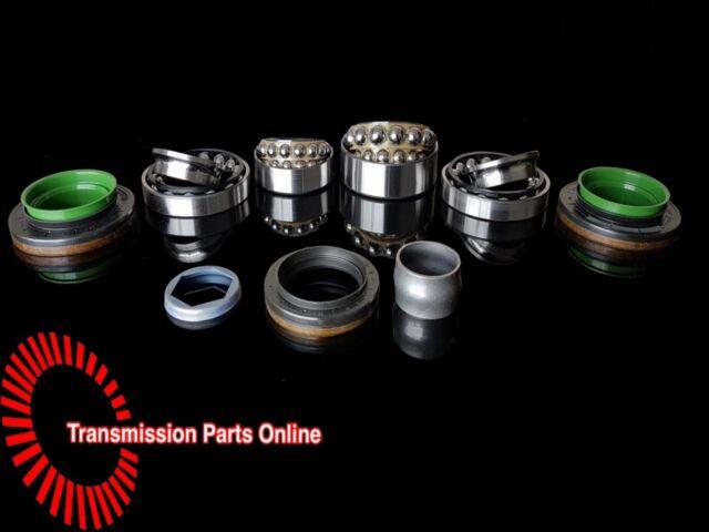 BMW 1 Series 116d / 118d OEM Differential Bearing & Seal Rebuild Kit Type 168L