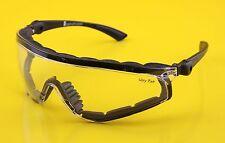 6b574d6fca3 Ugly Fish Safety Glasses Guardian Matt Black Frame Blue Revo Lens ...