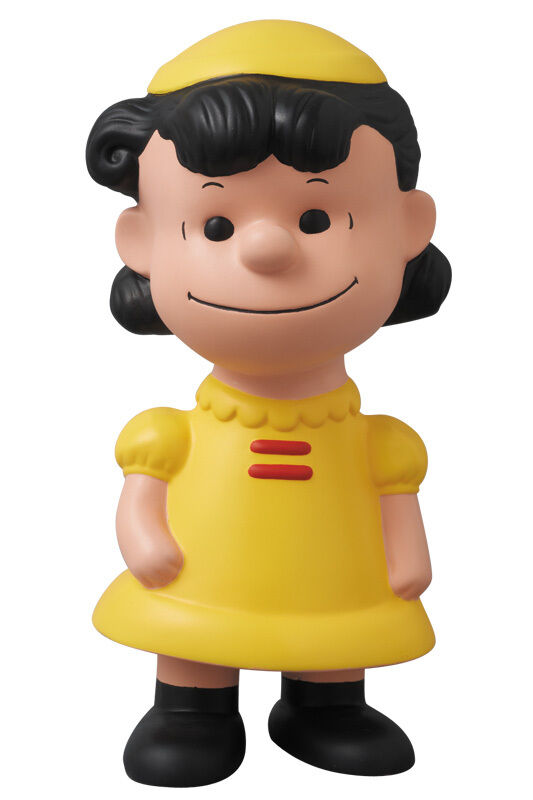 Medicom VCD-213 LUCY from Snoopy (Vintage Ver.) Vinyl Figure