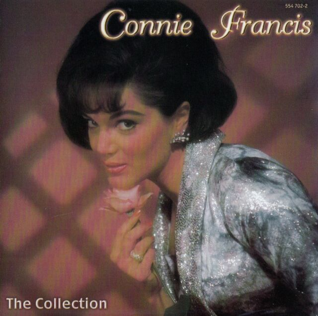 CONNIE FRANCIS : THE COLLECTION / CD - TOP-ZUSTAND