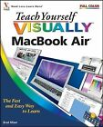 Teach Yourself Visually MacBook Air by Brad Miser (Paperback, 2008)
