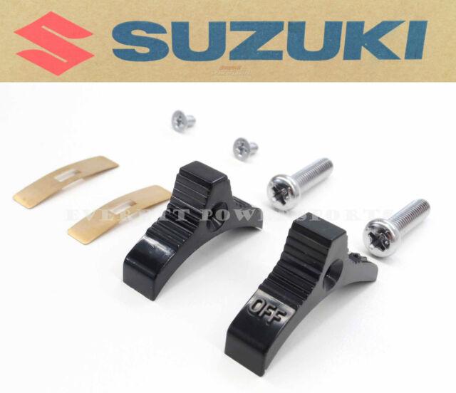 For Suzuki GT750 GT550 GT380 GT250 GT185 GT100 T500 T350 RE5 A100 L/&R Reflectors