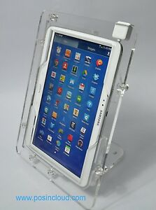 Samsung-Galaxy-TAB-Pro-10-1-Security-Enclosure-w-Stand-for-POS-Kiosk-Show-Disp