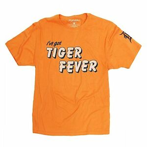 New-MLB-I-039-VE-GOT-TIGER-FEVER-1984-TIGERS-Detroit-Topps-T-SHIRT