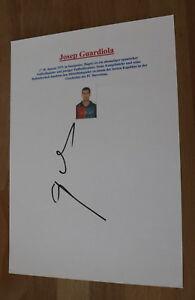 ORIGINAL-Autogramm-von-Josep-Guardiola-pers-gesammelt-DIN-A4-KARTEIKARTE-100