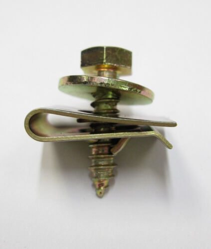 4.8 x 3//4 SPEED FASTENERS /'U/' NUTS NO.10 ACME SCREWS N0.10 CP093 x 50each 19