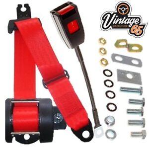 Reliant-Robin-Van-1973-96-ANTERIORE-3-PUNTO-Inerzia-Kit-Cintura-di-sicurezza-automatica