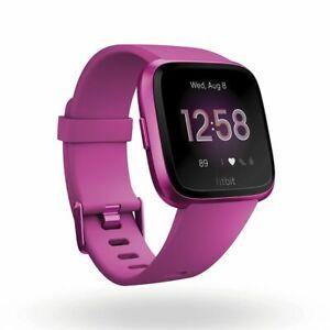 Smartwatch Fitbit Versa Lite con sensore del battito cardiaco