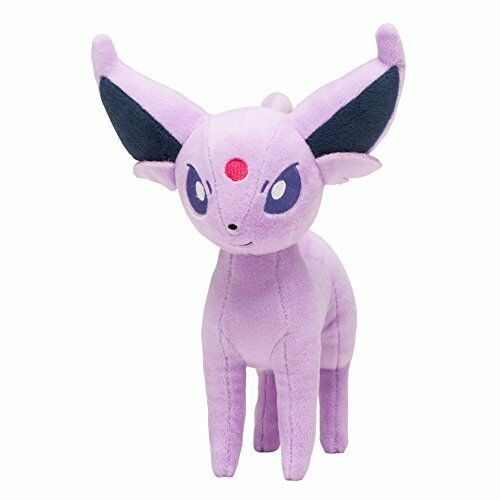 Pokemon Center Original Plush Doll Espeon (Eifie) Stuffed Toy 23cm Tall