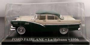 1-43-FORD-FAIRLANE-TAXI-LA-HABANA-1956-BLISTER-ABIERTO-IXO-ALTAYA-ESCALA