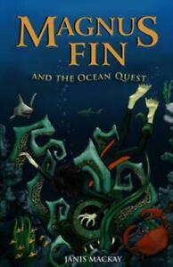 Magnus Ailerons Et L'Océan Quest 2009 (Kelpies) Par Janis Mackay, Livre Used Bo