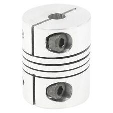SODIAL (R) CNC Motor Shaft Coupler 5mm bis 8mm Flexible Kupplung 5 x 8 mm GY