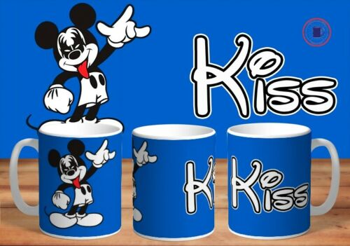 PERFECT GIFT #17 KISS ROCK BAND 11oz MUGS