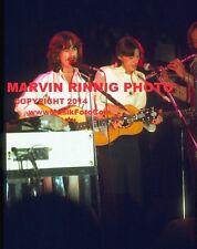 "BEATLES - GEORGE HARRISON PHOTO8x11"" 1975 RINGO STARR PAUL McCARTNEY JOHN LENNON"