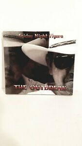 Friday-Night-Flyers-The-Outbreak-CD-NEW-amp-SEALED-WITH-FREE-SHIPPING
