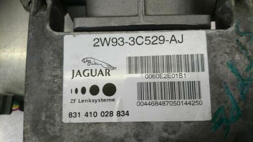 1 X JAGUAR S-TYPE 02-07 2.7TDV6 ELECTRIC STEERING COLUMN ASSMEBLY 2W93-3C529-AJ