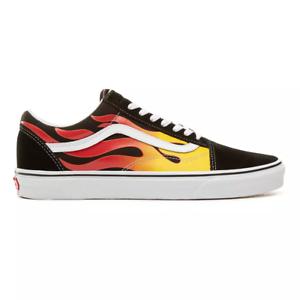 Vans-Old-Skool-Flame-Sneaker-Uomo-VN0A38G1PHN1-Black-Black-True-White