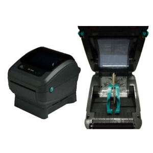 Details about Zebra ZP450 Direct Thermal Shipping Label Printer Bundle  Label Size Adjustable