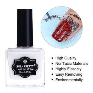 BORN-PRETTY-Nail-Peel-Off-Liquid-Tape-Fruity-Latex-Cuticle-Protector-Nail-Art