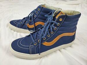 zapatos vans azul marino xl