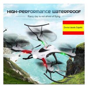 Dron iniciación JJRC H31, Resistente al agua, Modo Headless, gafas sol de regalo