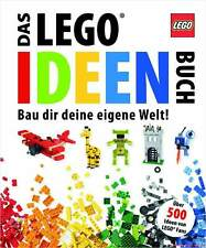 Fachbuch Das LEGO® Ideen-Buch, Bau dir deine eigene Welt, Meisterbauer, TOLL NEU