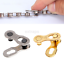 New-2Pcs-Bike-Chain-Master-Link-Joint-Connector-11-Speed-Quick-Clip-US thumbnail 1