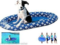 Dog Pool Float Swimways Float Paws Aboard Paddle Paws Pool Float For Dogs