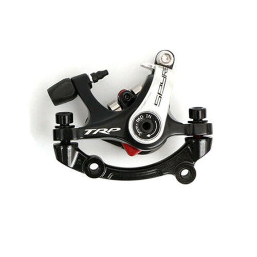 TRP Spyre Alloy Mechanical Disc Brake Caliper w// or w//o 160mm Rotor Left Right
