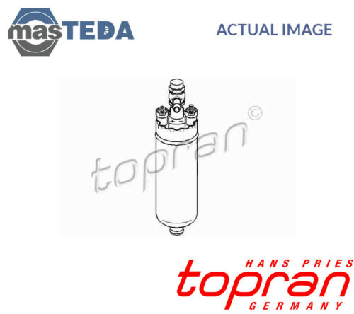 TOPRAN ELECTRIC FUEL PUMP FEED UNIT 400 898 G NEW OE REPLACEMENT