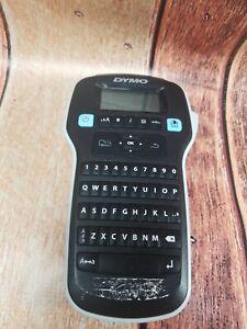 Dymo-LabelManager-160-Label-Thermal-Printer-Handheld-Portable-D1-Black-White