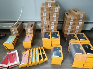Lot of Phone Cases for Motorola Moto E6 Play G6 G6 Play G7 Play