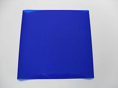 PAR 56 132 MEDIUM BLUE Lighting Filter Colour Effect Gel Theatre DJ Party Lights