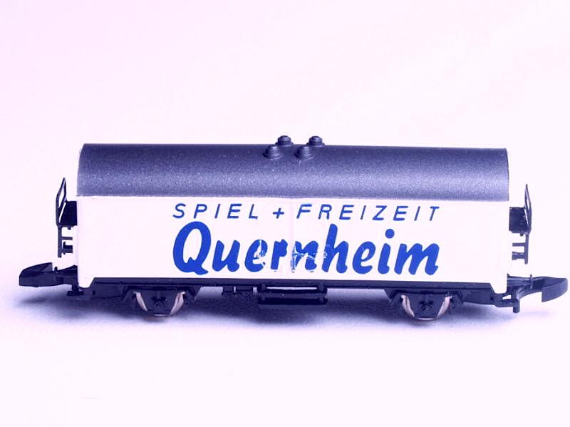 0056 Marklin Z Quernheim Coche Especial Ed