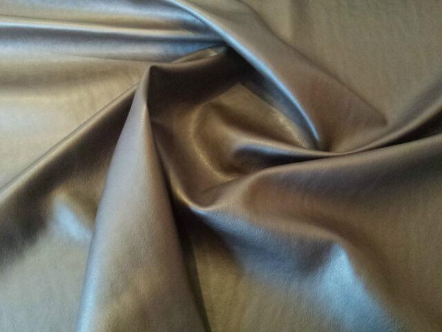 """Faux Leather, Leatherette, Leathercloth Fabric 56"""" (142cm) PVC Vinyl"""