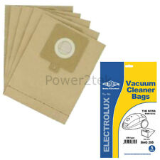 5 x U59 Dust Bags for Electrolux Z3319 A3380 ALFATEC Vacuum Cleaner