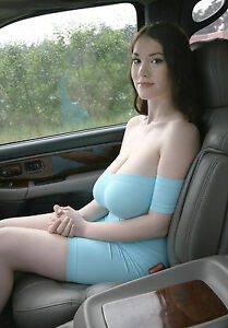 Busty amazing girl woman