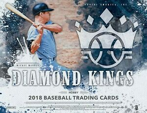2018-Panini-Diamond-Kings-Baseball-Complete-Your-Set-Pick-25-Cards-From-List