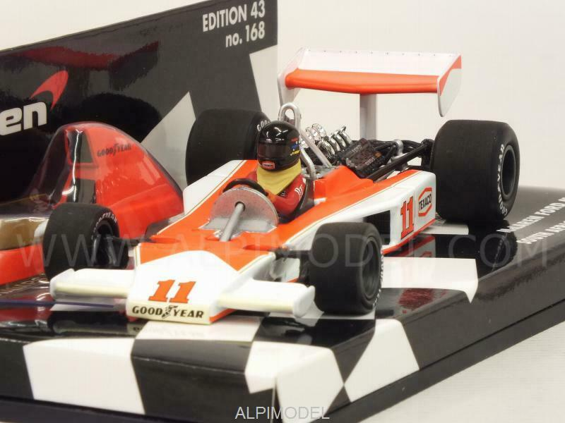 McLaren M23 Ford GP South Africa 1976 World Champion J 1 43 MINICHAMPS 530764331