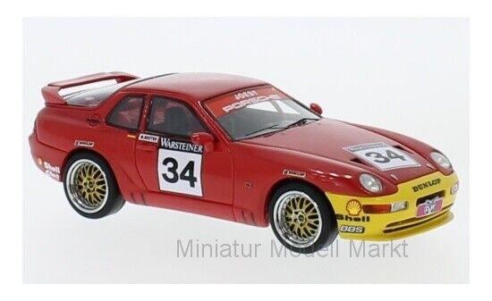 43838 - NEO PORSCHE 968 Turbo RS-No. 34-ADAC  GT CUP-M. Reuter - 1993 - 1 43  bonnes offres