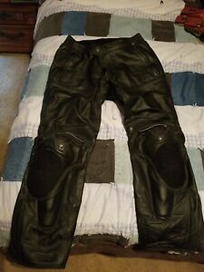 Dainese-Competition-leather-pants-Size-58-Euro-Non-Perforated-great-shape