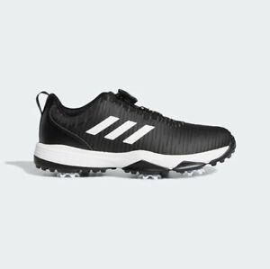Details about NEW Junior Adidas CodeChaos BOA Golf Shoes Black / White Size 6 M Ret: $70