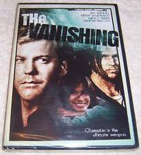The Vanishing DVD Jeff Bridges Kiefer Sutherland Nancy Travis Sandra Bullock NEW