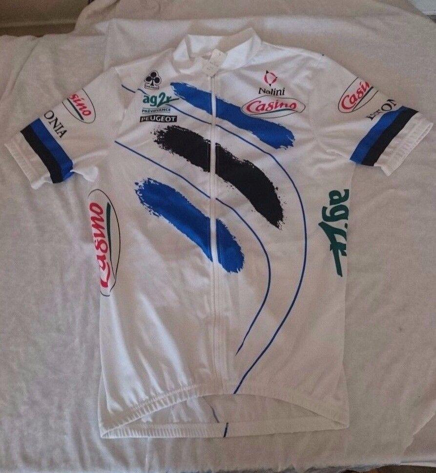 NWT Cycling Jersey  NEW Nalini Colnago Casino Peugeot Estonia Rare      ultra-low prices
