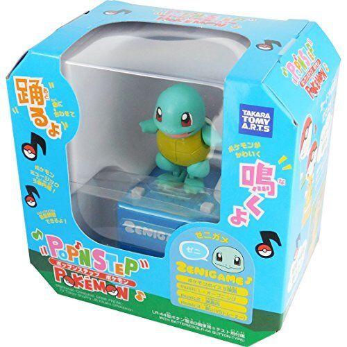 Zenigame Takara Tomy Neu aus Japan Pokemon Pop'n Step Pokemon Squirtle