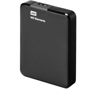 2-5-034-Festplatte-USB3-0-WD-Elements-2TB-2000GB-Western-Digital-extern-schwarz