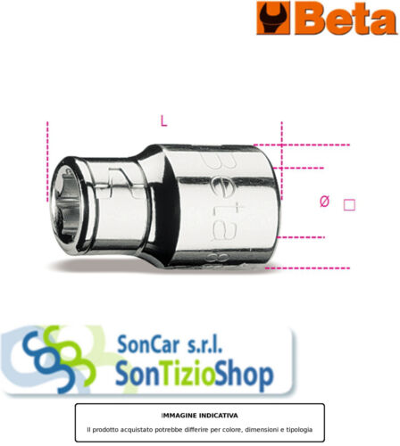 BETA 867 //1 Prodotto Originale ADATTATORI BITS ATTACCO ESAGONALI 10 X 3//8 //1
