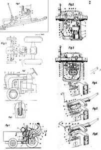Porsche Diesel Traktor en Technik 790 Seiten!